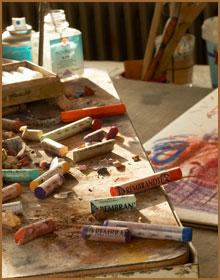 Crayons/Pastels