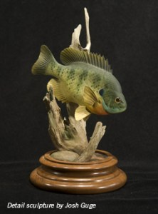 STUDY CASTS Fish Carving