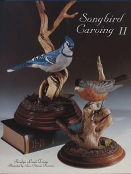 Songbird Carving II, Daisey