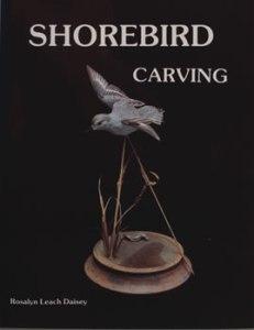 Shorebird Carving, Daisey