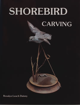 Shorebird Carving, Daisey