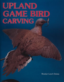 Upland Game Bird Carving, Daisey