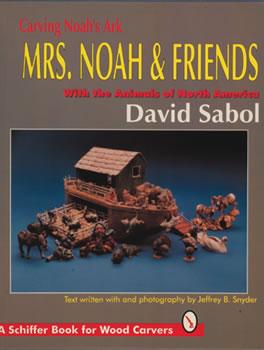 Carving Noah's Ark