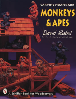 Carving Noah's Ark - Monkeys and Apes
