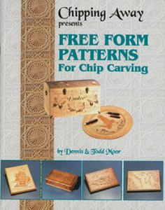 Free Form Patterns for Chip Carving65 free form patterns