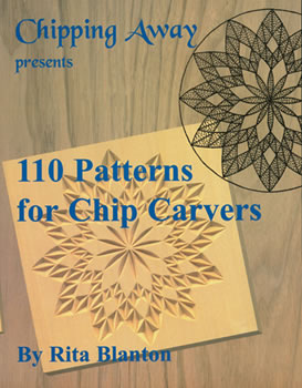 110 Patterns for Chip Carvers