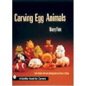 Carving Egg Animals
