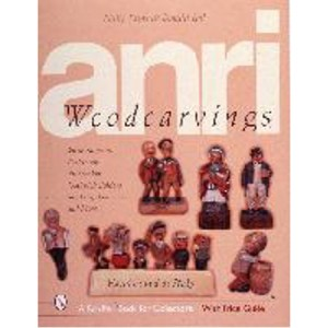 ANRI Woodcarvings: Bottle Stoppers, Corkscrews, Nutcrackers, Too
