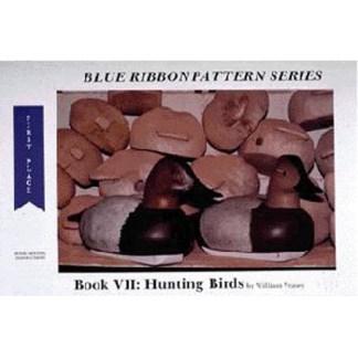Blue Ribbon Pattern Series - Hunting Birds