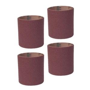 "Guinevere - Sanding Sleeves - 4 Medium - 150 GRIT 2"" x 2"" #11354"