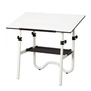 "ALVIN® Storage Shelf for Onyx Table 9"""