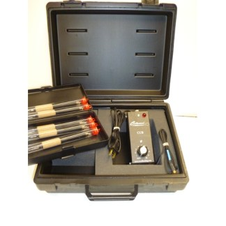 Colwood Cub Wood Burner Standard Case Kit W/ 5 Fixed Tip Pens