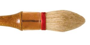 Bristle sash brush #2 Round