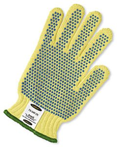 GLOVE - KEVLAR Carving Glove Small (RED cuff thread)