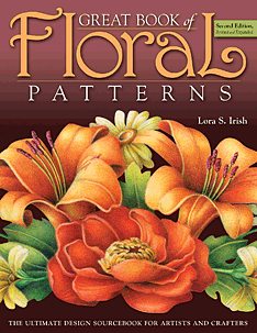 Great Book of Floral Patterns, Second Edition