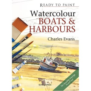 Ready to Pain - Watercolour Boats and Harbours