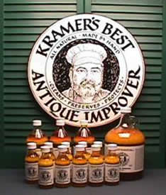 KRAMERS Best Antique Improver 8 oz.