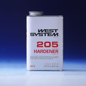 205-B Fast Hardener QT.