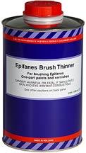 Thinner for Paint & Varnish Brush, Epifanes Qt.