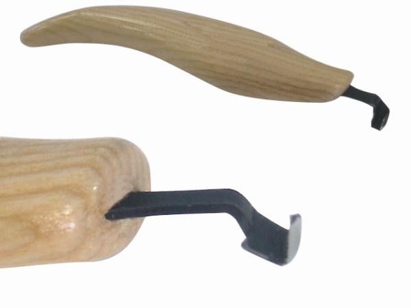 "Flexcut KNL24 Left-Handed Scorp 1/4""(6mm)"