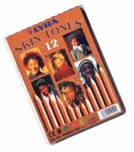LYRA Skin-Tone Pencil Set