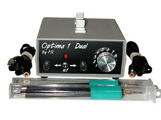 Optima 1 Dual Wood Burner W/ 2 pens