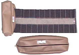 Tool Roll 20 Pocket Roll (Vinyl Bag) WD300