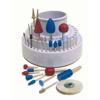 Frank Russell Woodcarving Kit, 33-Pc