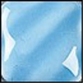 Gloss (LG) Glazes - LG-24 Light Blue [TP], 1 Pint Liquid