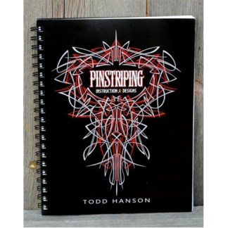 Pinstriping Instruction and Designs by Todd Hanson