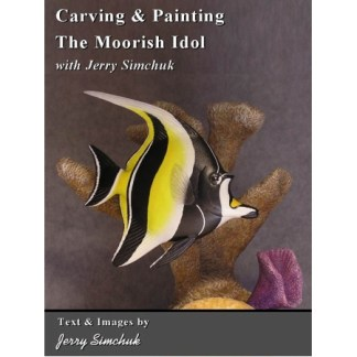 Carving & Painting the Moorish Idol
