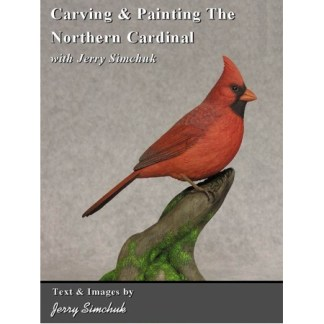 Carving & Painting the Northern Cardinal