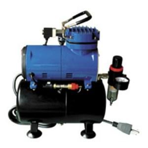 Paasche -  D3000R Compressor / Regulator