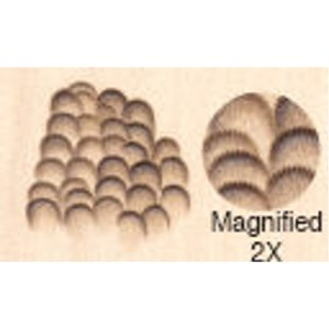 Feather Formers Tip Round- Fine (F) ~85LPI 7mm 52.07F