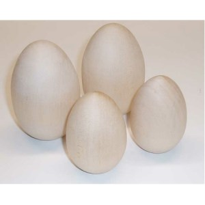 Eggs, Hen basswood, out of stock with no date  for restocking