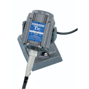 Foredom - TXM Bench Motor with Built-in Dial Control, 115 Volt