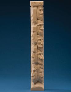 Study Cast-Nose Stick
