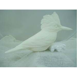 Kingfisher (1/2 Scale) - Bob Guge study cast