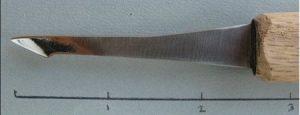 Denny Knives, RJ Mini Skew, Rick Jensen mini skew