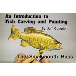 THE SMALL MOUTH BASS, Carving & Painting