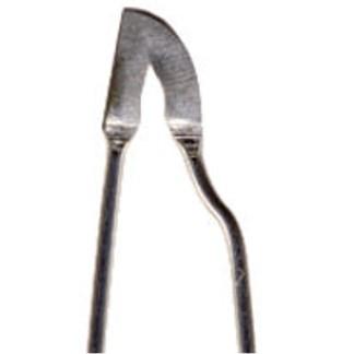 Razertip Tip, Standard 14D - Small Blunt Heel Knife