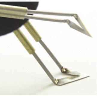 Razertip Tip, Standard 15LH - Large Skew Shaft - Left Handed