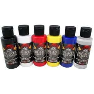 Wicked Primary Set 6 colors