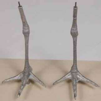 Cast Feet- Willet