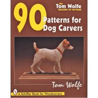 90 Patterns for Dog Carvers