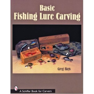 Basic Fishing Lure Carving