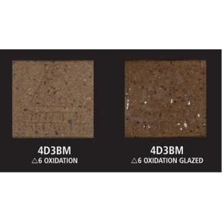 4D3B Moist Stoneware - Extra shipping charges apply