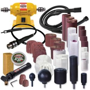 Guinevere Premium Sanding & Polishing System #11305