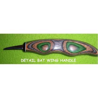 """Helvie Knife, Detail BAT 3/8"""" x 1 1/4"""""""