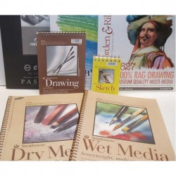 Papers/Drawing, Pads, Rolls, Boards